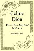 Okładka: Celine Dion, Where Does My Heart Beat Now