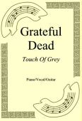 Okładka: Grateful Dead, Touch Of Grey