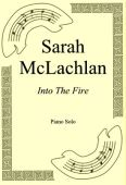 Okładka: Sarah McLachlan, Into The Fire