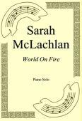 Okładka: Sarah McLachlan, World On Fire