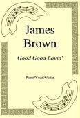 Okładka: James Brown, Good Good Lovin'