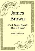 Okładka: James Brown, It's A Man's Man's Man's World