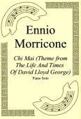 Okładka: Ennio Morricone, Chi Mai (Theme from The Life And Times Of David Lloyd George)