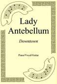 Okładka: Lady Antebellum, Downtown