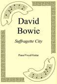 Okładka: David Bowie, Suffragette City