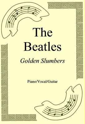 Okładka: The Beatles, Golden Slumbers