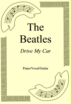 Okładka: The Beatles, Drive My Car