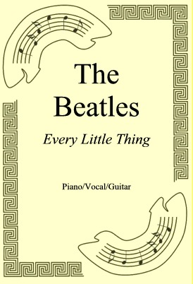 Okładka: The Beatles, Every Little Thing