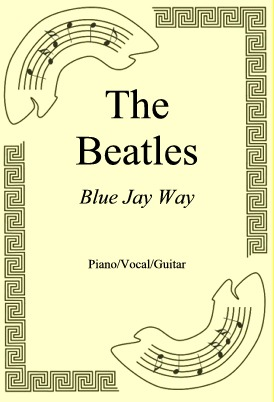 Okładka: The Beatles, Blue Jay Way