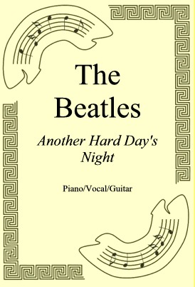 Ok�adka: The Beatles, Another Hard Day's Night