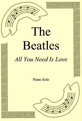 Okładka: The Beatles, All You Need Is Love