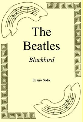 Okładka: The Beatles, Blackbird