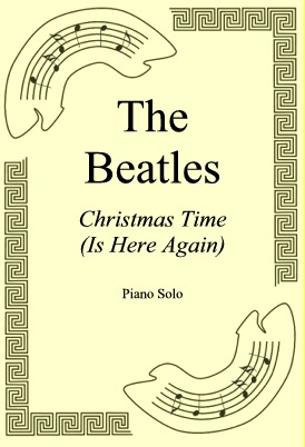 Ok�adka: The Beatles, Christmas Time (Is Here Again)