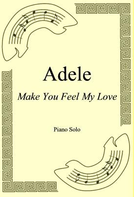 Ok�adka: Adele, Make You Feel My Love