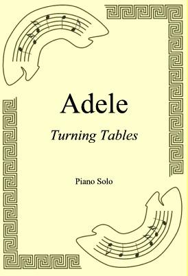 Ok�adka: Adele, Turning Tables