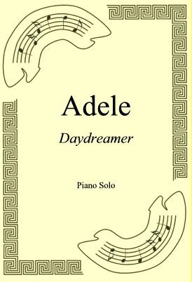 Okładka: Adele, Daydreamer