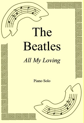 Okładka: The Beatles, All My Loving