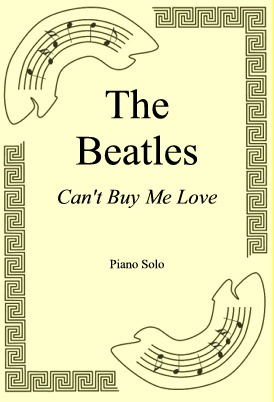 Okładka: The Beatles, Can't Buy Me Love