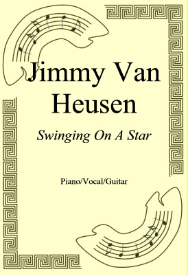 Okładka: Jimmy Van Heusen, Swinging On A Star