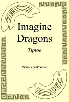Okładka: Imagine Dragons, Tiptoe