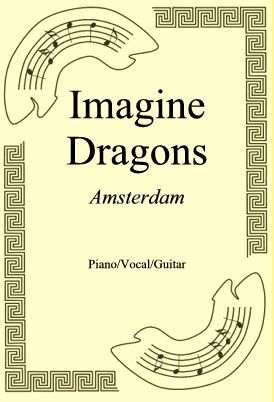 Okładka: Imagine Dragons, Amsterdam