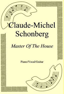 Okładka: Claude-Michel Schonberg, Master Of The House
