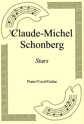 Okładka: Claude-Michel Schonberg, Stars