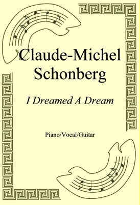 Okładka: Claude-Michel Schonberg, I Dreamed A Dream