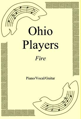 Okładka: Ohio Players, Fire