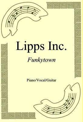 Okładka: Lipps Inc., Funkytown