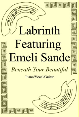Ok�adka: Labrinth Featuring Emeli Sande, Beneath Your Beautiful