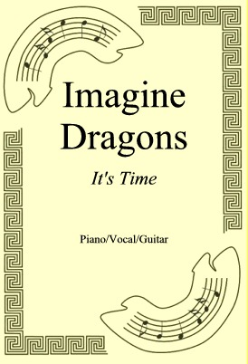 Ok�adka: Imagine Dragons, It's Time