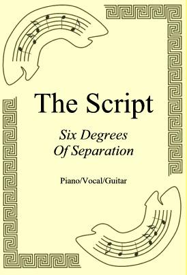 Okładka: The Script, Six Degrees Of Separation