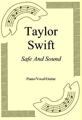 Okładka: Taylor Swift, Safe And Sound