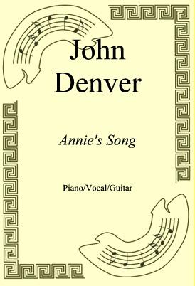 Okładka: John Denver, Annie's Song