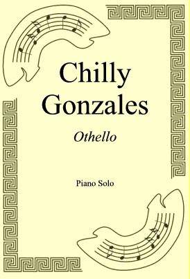 Okładka: Chilly Gonzales, Othello