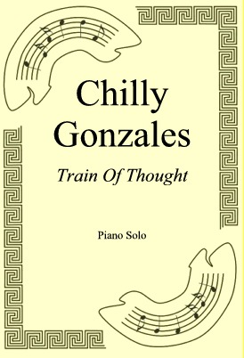 Okładka: Chilly Gonzales, Train Of Thought