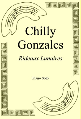 Ok�adka: Chilly Gonzales, Rideaux Lunaires