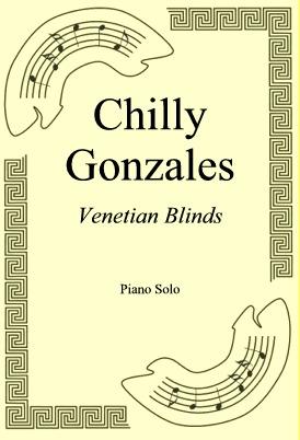 Ok�adka: Chilly Gonzales, Venetian Blinds