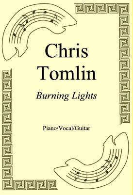 Okładka: Chris Tomlin, Burning Lights