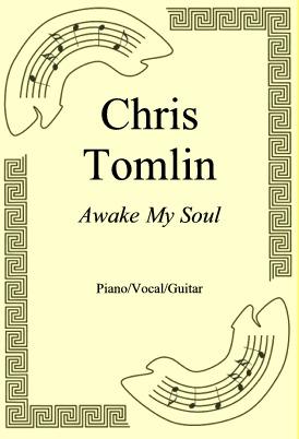 Okładka: Chris Tomlin, Awake My Soul