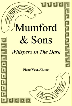 Okładka: Mumford & Sons, Whispers In The Dark