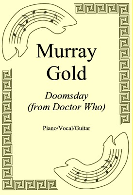 Ok�adka: Murray Gold, Doomsday (from Doctor Who)