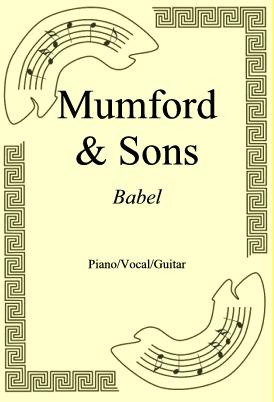 Okładka: Mumford & Sons, Babel