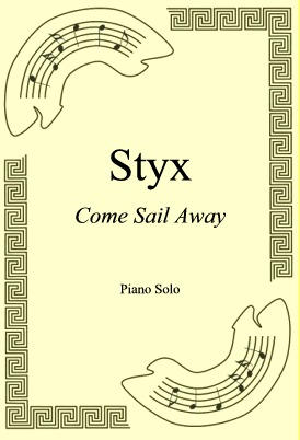 Okładka: Styx, Come Sail Away