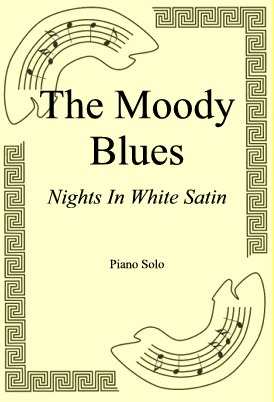 Okładka: The Moody Blues, Nights In White Satin