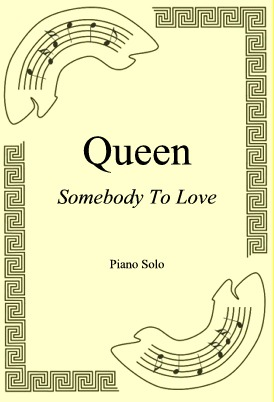 Ok�adka: Queen, Somebody To Love