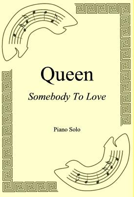 Okładka: Queen, Somebody To Love