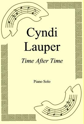 Ok�adka: Cyndi Lauper, Time After Time