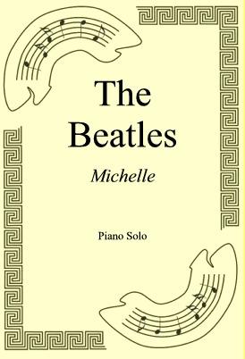 Okładka: The Beatles, Michelle